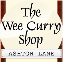 The Wee Curry Shop Glasgow
